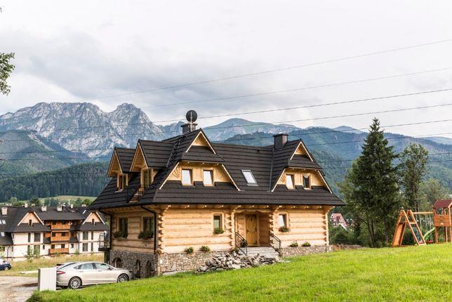 Domek góralski - domki Zakopane, 6 lub 8 os, 1.5km do Krupówek!!!