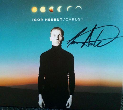 Igor Herbut - Chrust (edycja z autografem)