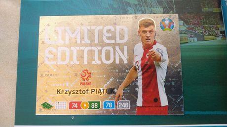 Karty Limited Panini UEFA EURO 2020