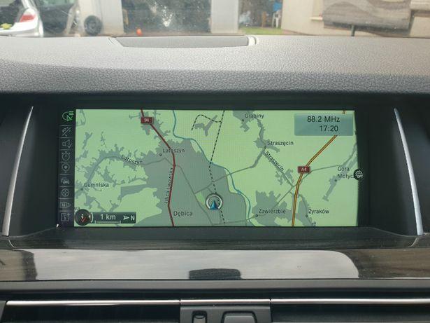 MAPA BMW Premium CIC Next Move Mapy 2021-1 F10 F11 E70 X5 X6 E90 E93