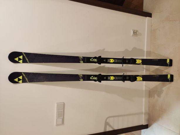 Narty Fischer RC4 GS 170 cm KOMÓRKOWE FIS