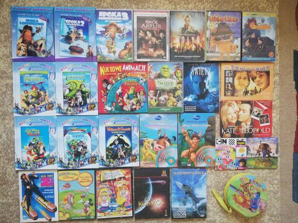Oryginalna kolekcja płyt DVD + GRATIS