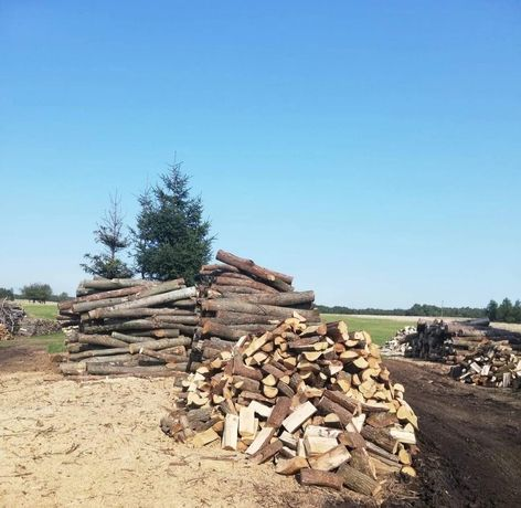 Drewno kominkowe i opałowe(trójmiasto)