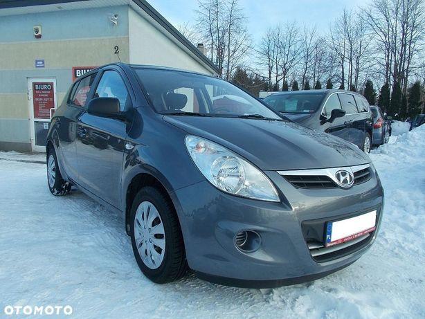 Hyundai i20 Benzyna/Polska Salon/Klima/
