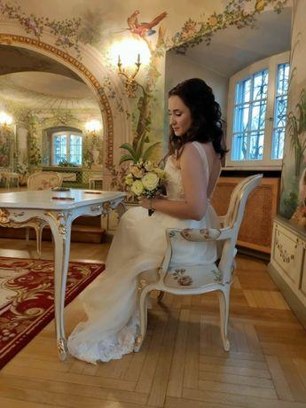 suknia ślubna 36 rozmer