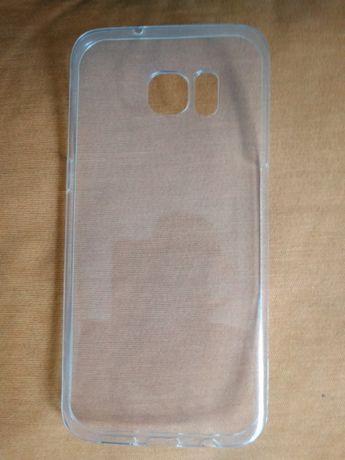 S7 Edge Samsung capa de silicone