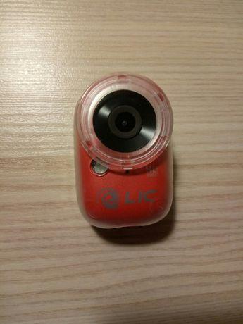 Экшн-камера Liquid Image Ego HD 1080P Red с Wi-Fi (727R)