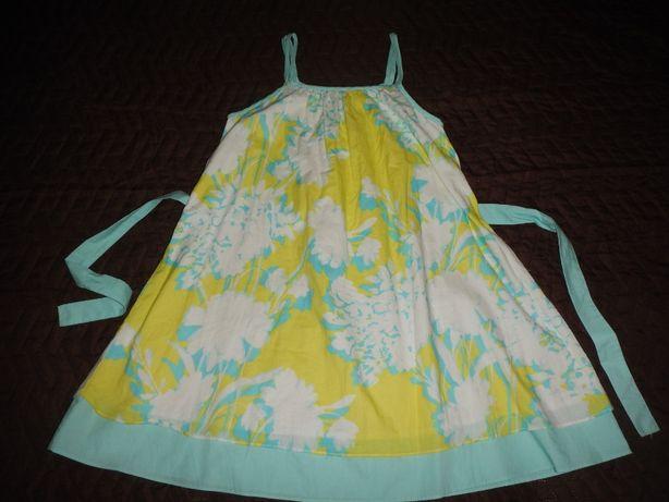 платье сарафан Gap р.140см(10-11лет) 100% хлопок