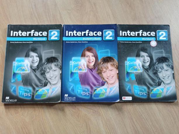 Interface 2 język angielski liceum podręcznik i ćwiczenia
