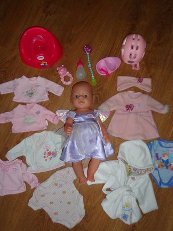 Одежда пупс Бэби Борн Baby Born аксессуары