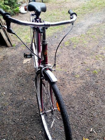 Rower miejski damka koła 28