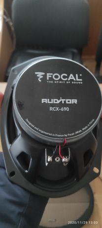 Продам овалы focal auditor rcx 690