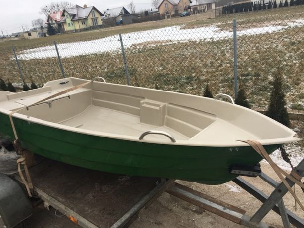 Łódź wędkarska łódka KARP 310