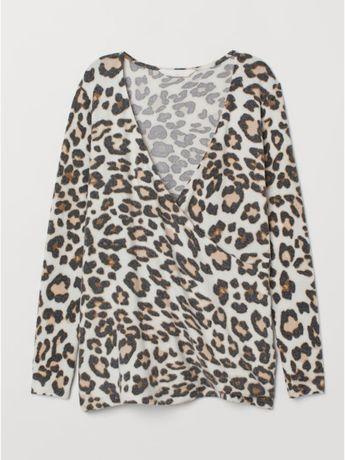 H&M cienki sweter  Mama collection rozm S