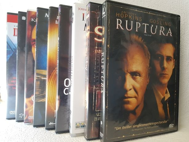 Filmes DVD - Thriller