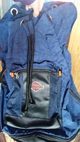 Nowy plecak marynarski worek,granatowy,unikatowy.