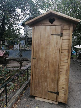 Туалети дерев'яні