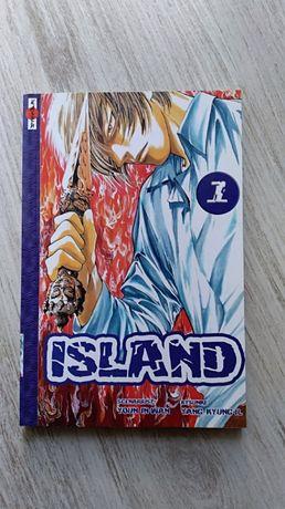 Island tom 1 Youn In-Wan, Yang Kyung-Il