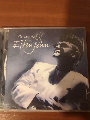 Elton John audio disk