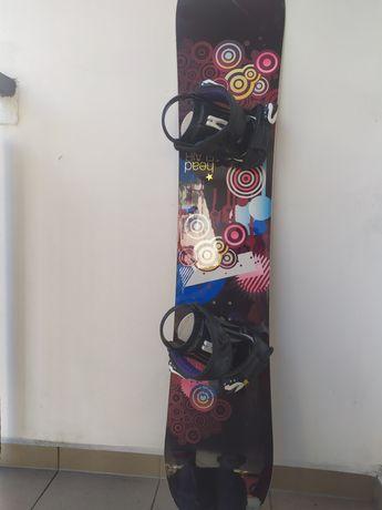 Deska snowboardowa Roxy