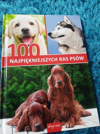 100 najpiękniejszych ras psów książka