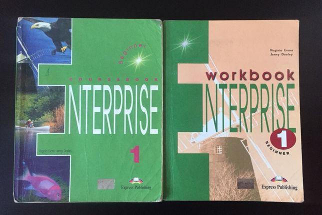 Enterprise coursebook beginner - podręcznik i ćwiczenia do j. ang.
