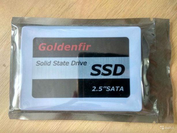 Goldenfir SSD накопители 120 ГБ Новые
