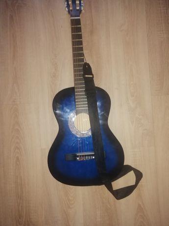 Gitara plus pokrowiec