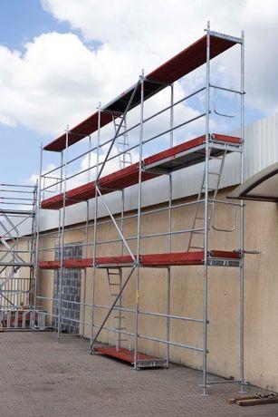 Rusztowanie fasadowe elewacyjne typ PLETTAC 103m2 ZESTAW Raty Leasing