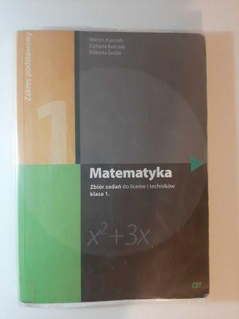 Zbiór zadań Matematyka Zakres podstawowy