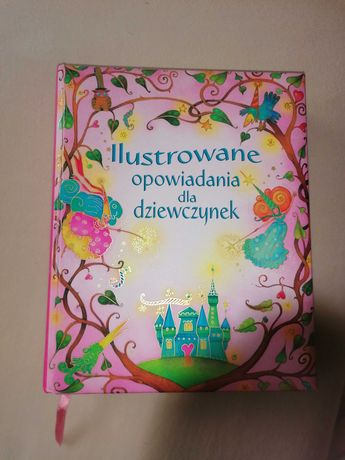 Książka opowiadania dla dziewczynek