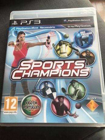 Jogo PlayStation 3 Sports Champions