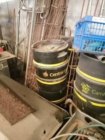 Barril de Cerveja de 50 Ltrs com revestimento em plástico como Novo