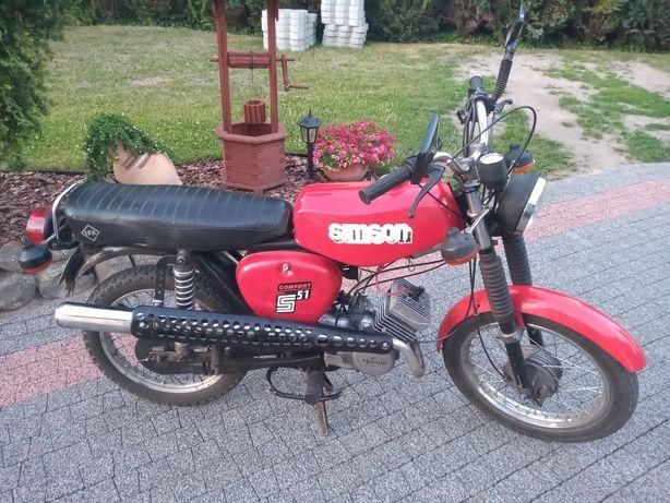 Motorower Simson s51