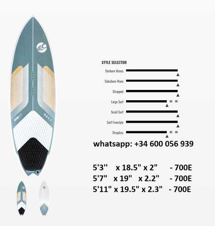 2021 cabrinha spade kitesurf