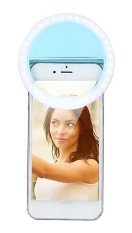 Подсветка на камеру смартфона для фото