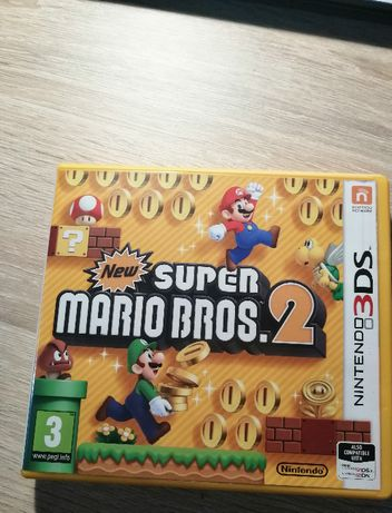 New Super Mario Bros 2 na 3Ds/2Ds