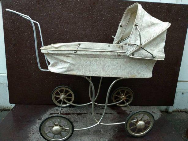 коляска СССР 50-х годов все родное в отличном состоянии