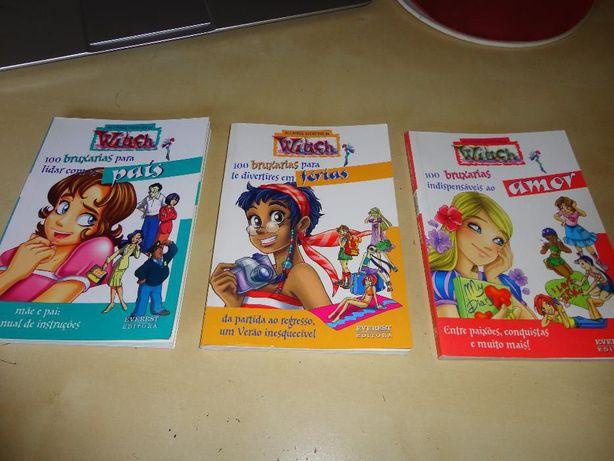 Livros infantil/jovem - Witch