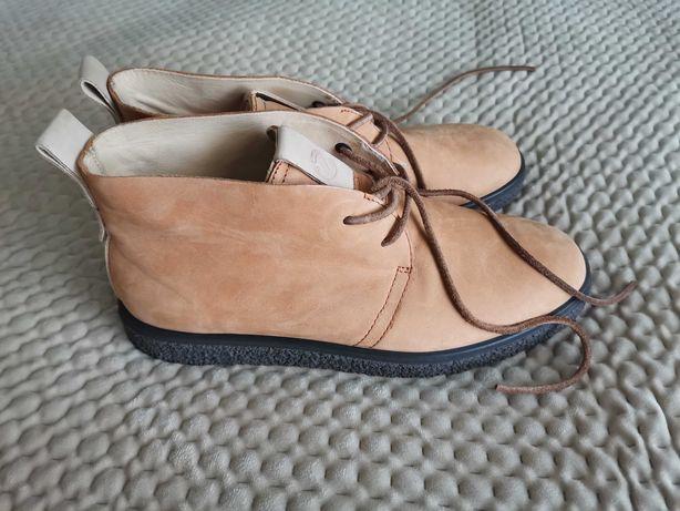 Ботинки сапоги Ecco minelli Sketchers 38 39