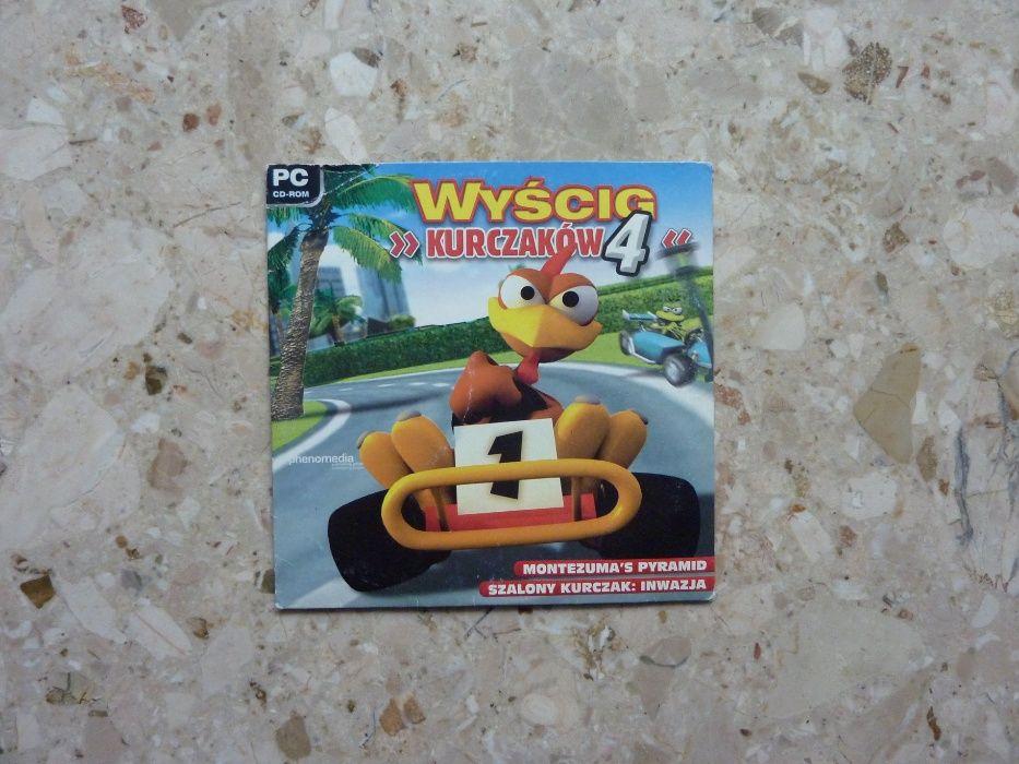 Gra PC Wyścigi Kurczaków 4