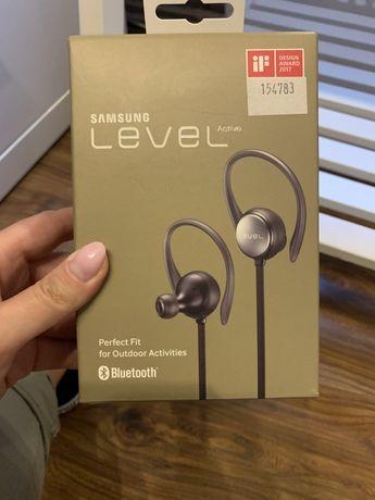 Sluchawki samsung level active