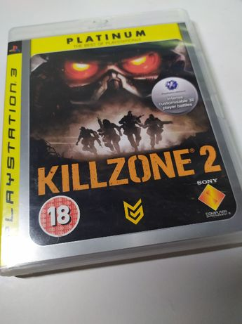 Gra Killzone 2 PS3