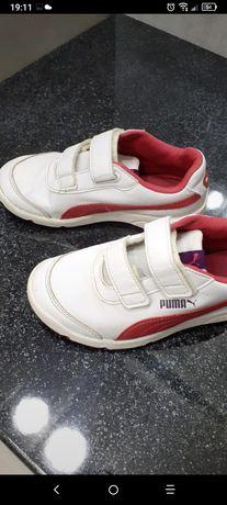 Buty Puma r.31 dziewczęce