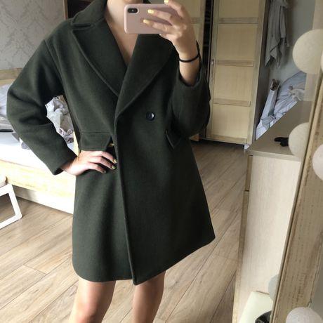 płaszcz z wełną Reserved 36