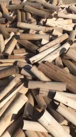 Дрова акация, дуб и ясень твёрдые породы