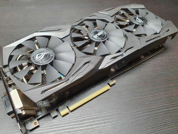 Asus ROG Strix Radeon RX 580 8GB w wersji OC