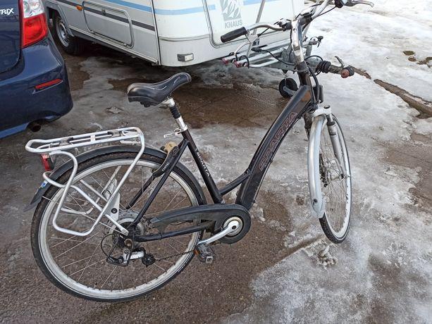Rower elektryczny Sparta damka