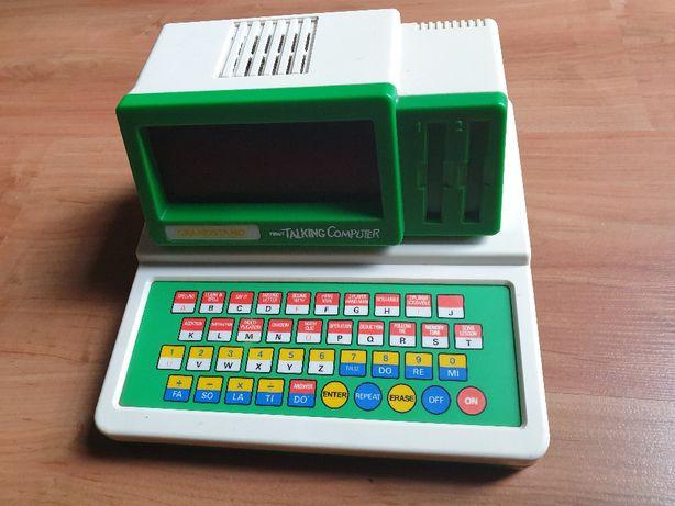 Pierwszy mówiący komputer - zabawka edukacyjna j. angielski