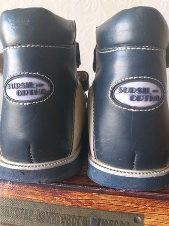 Антиварусные сандали босоножки ортопед
